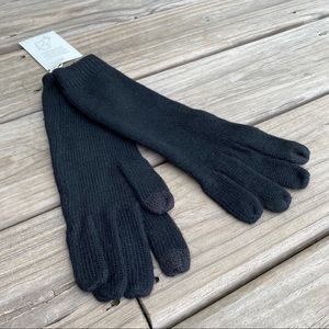 NWT! Anthropologie - Danby Tech Gloves, wool blend